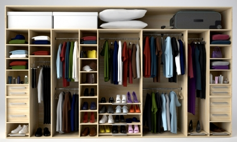Wardrobe storage ideas for women - Wardrobes