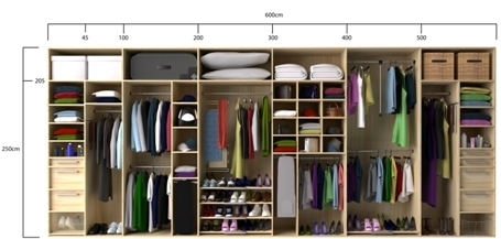 Wardrobe Storage Options